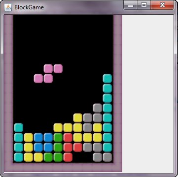 BlockGame - Progess Shot 1