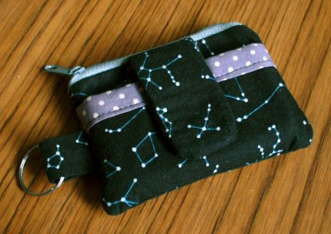 Constellation ZIppy Wallet